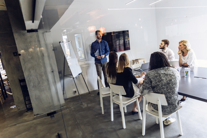 Comunicazione aziendale: curarsi dentro per piacere fuori.