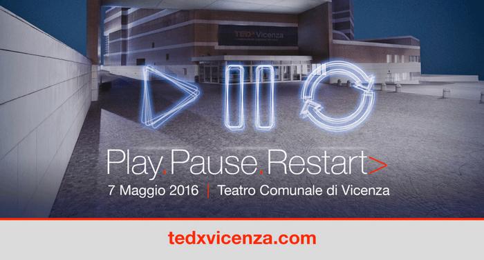 Countdown per la seconda edizione di TEDxVicenza
