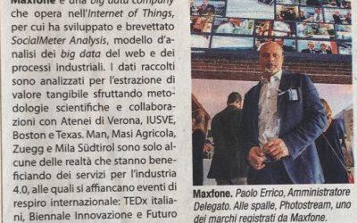 La IoT Made in Verona è Maxfone