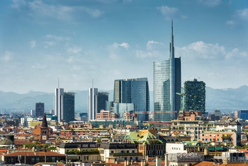 Landscape di Milano