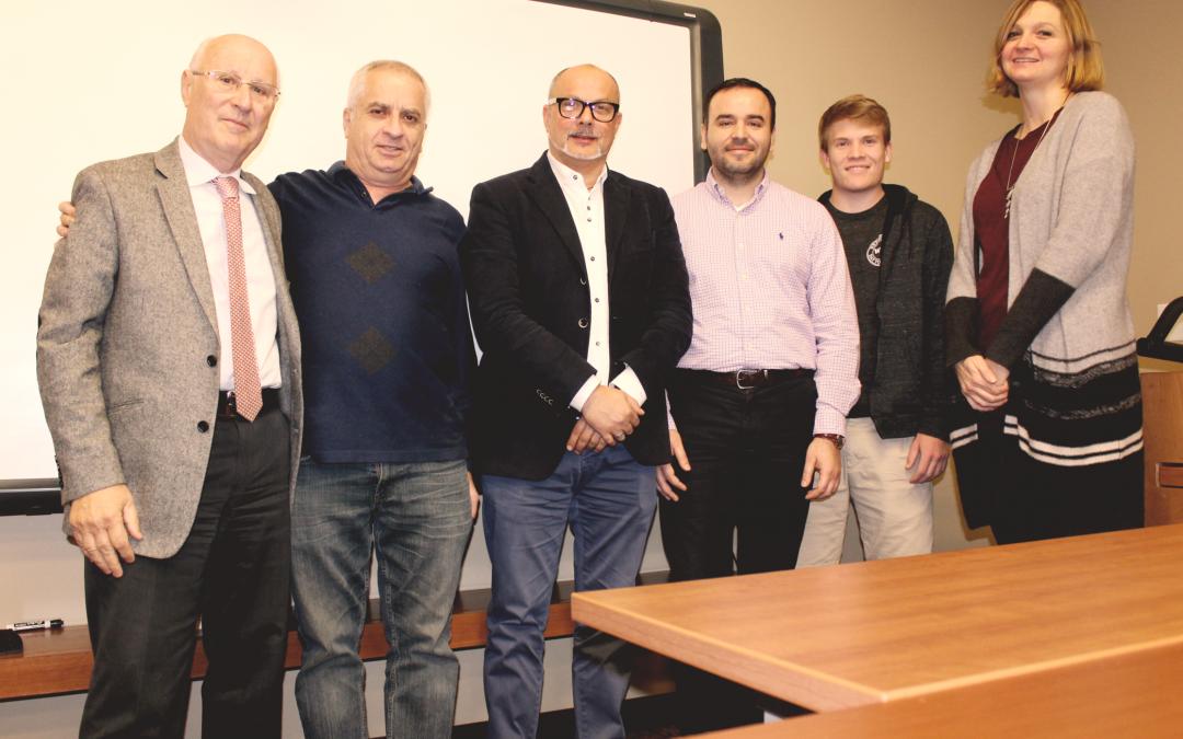 Team Maxfone e ricerca all'University di Austin