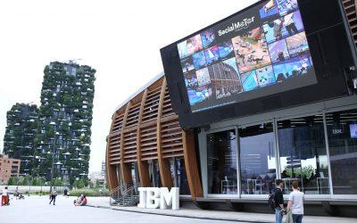SocialMeter contribuisce a rendere unico il Think Summit Milano